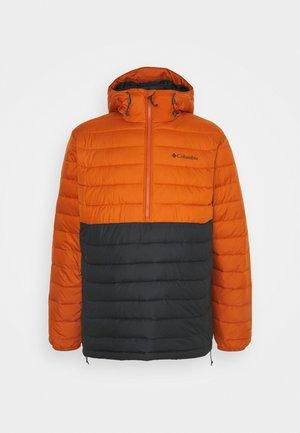 POWDER LITE™ ANORAK - Winter jacket - shark/harvester