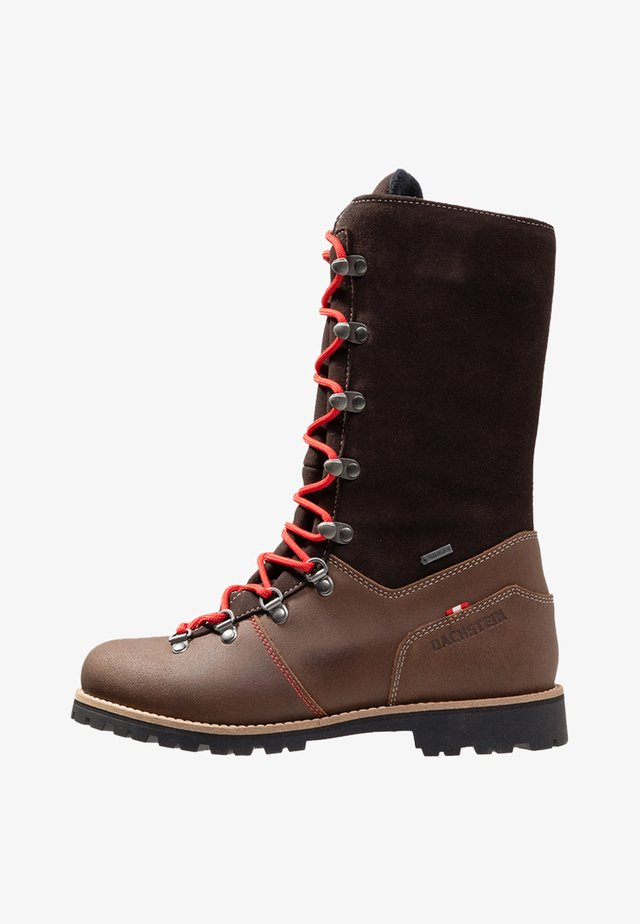 Winter boots - dunkel braun