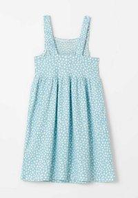 DeFacto - REGULAR FIT  - Jersey dress - blue - 1