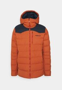 Norrøna - TAMOK JACKET - Ski jacket - orange - 4