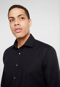 Seidensticker - Formal shirt - black - 3