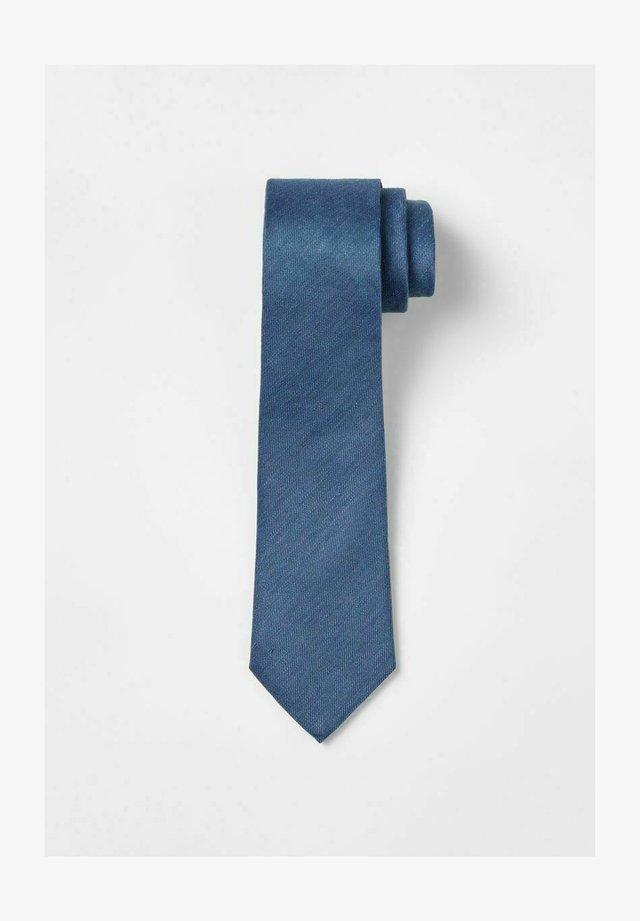 Cravate - spring blue