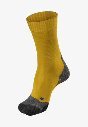 TK COOL  - Sports socks - yellow