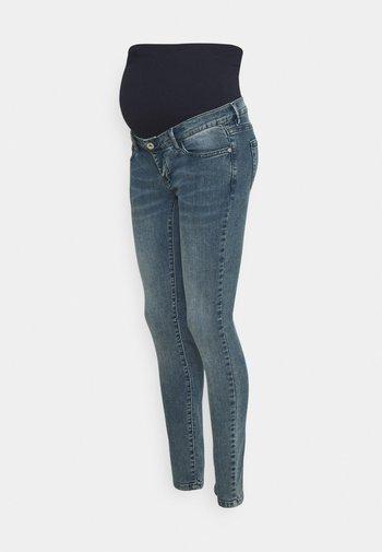 SKINNY - Jeans Skinny Fit - acid blue
