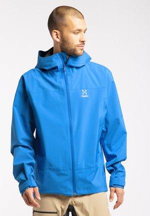 HARDSHELLJACKE SPATE - Outdoorjacke - storm blue
