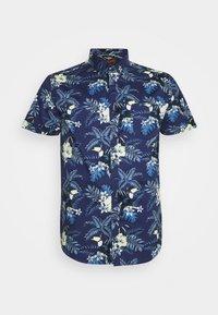 Johnny Bigg - RIO TOUCAN STRETCH SHIRT - Skjorta - dark blue - 5