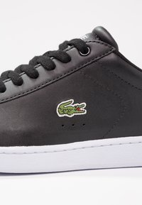 Lacoste - CARNABY - Baskets basses - black - 2