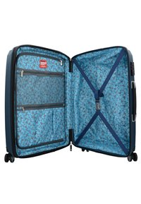 Hardware - BUBBLES - Wheeled suitcase - dark blue - 4