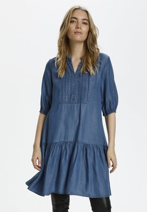 Day dress - dark blue wash