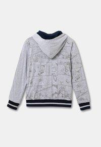 Desigual - MARVEL - Zip-up sweatshirt - black - 1