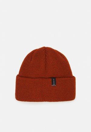 MACHINIST BEANIE - Mütze - brunt orange
