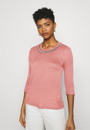 ONLRILEY  - Long sleeved top - withered rose