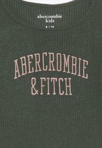 Abercrombie & Fitch - LOGO COZY  - Longsleeve - green - 3