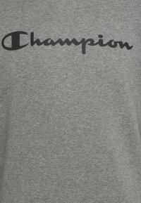 Champion - CREWNECK  - Mikina - grey - 5