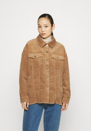 ONLBITTEN - Summer jacket - toasted coconut
