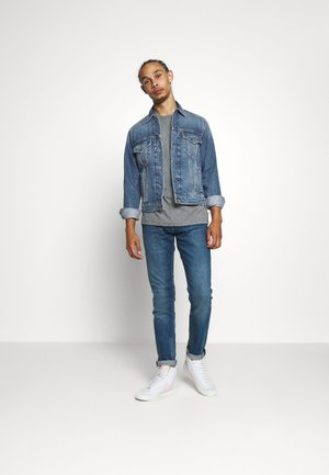 PINNER - Jeansjacka - blue denim