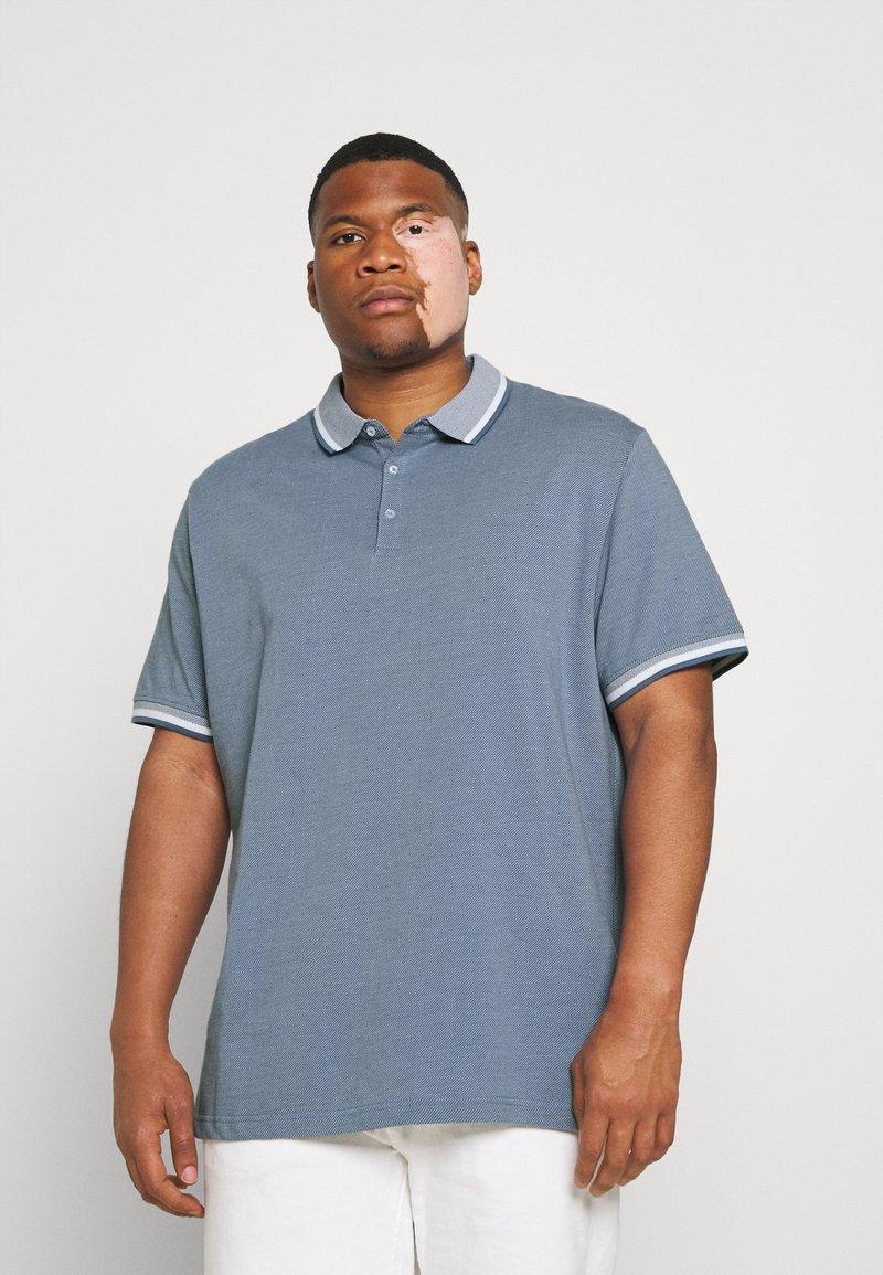 Johnny Bigg - MARLOW - Polo shirt - denim