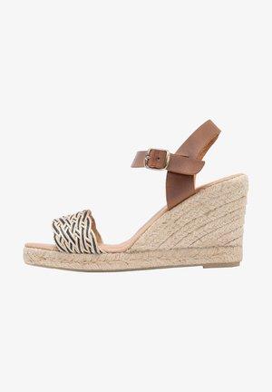 High heeled sandals - 802