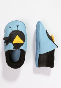 POLOLO - RABE KARL - First shoes - babyblue/nero - 1
