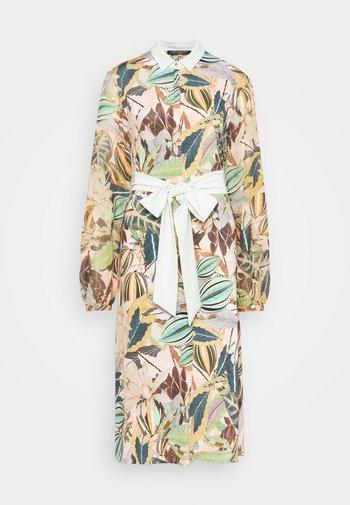 DRESS - Shirt dress - soft coral