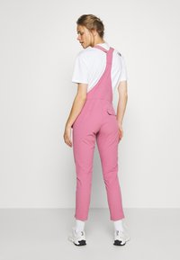 Burton - WOMENS CHASEVIEW OVERALL - Outdoor trousers - rosebud - 2