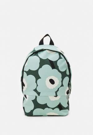 ENNI PIENI UNIKKO BACKPACK - Rucksack - dark green/green/off white