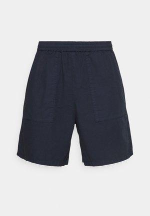 Shorts - blue night sky
