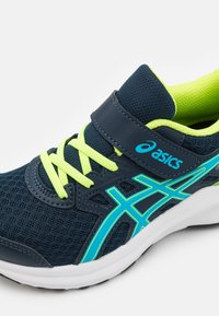ASICS - JOLT 3 UNISEX - Zapatillas de running neutras - french blue/digital aqua - 5