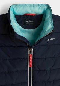 Hackett London - Waistcoat - navy - 2