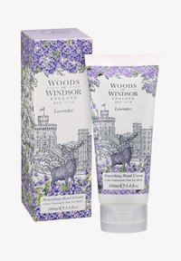 Woods of Windsor - LAVENDER PFLEGENDE HAND- UND NAGELCREME 100 ML - Hand cream - - - 0