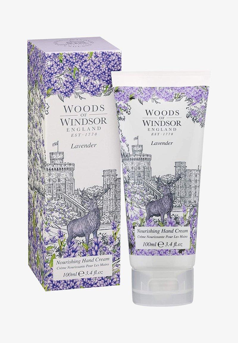 Woods of Windsor - LAVENDER PFLEGENDE HAND- UND NAGELCREME 100 ML - Hand cream - -