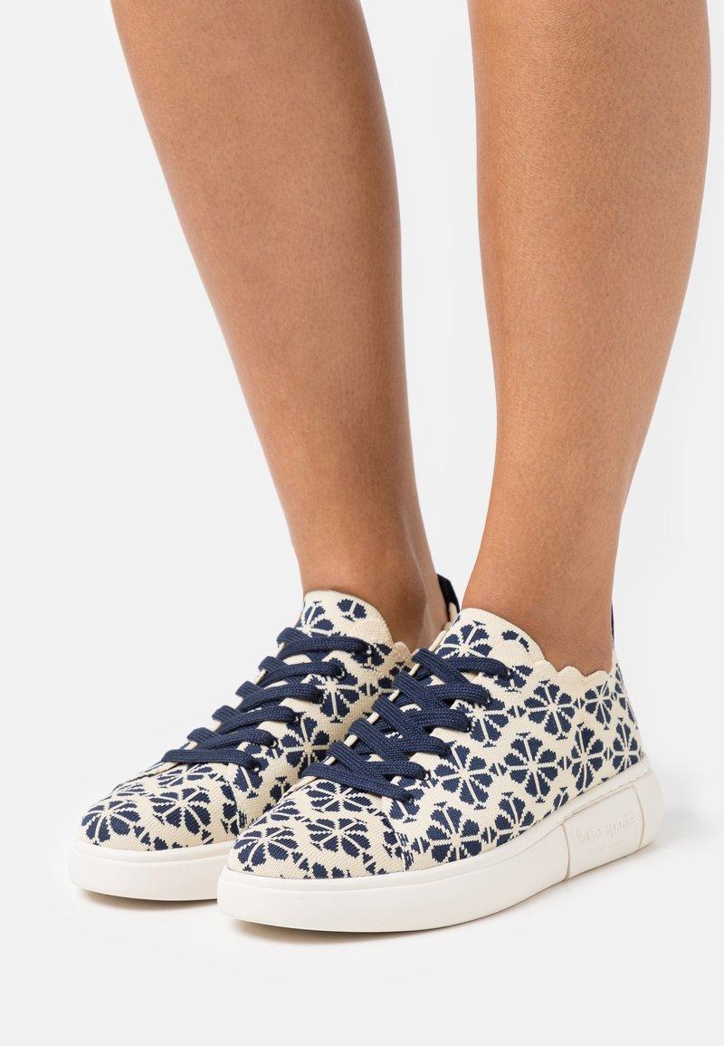 kate spade new york - LIFT - Sneakersy niskie - blazer blue