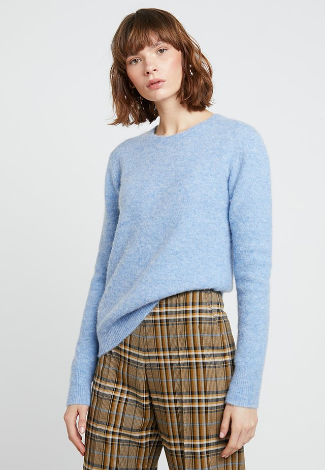 Pullover - placid blue