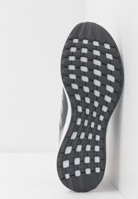 adidas Performance - RAPIDARUN ELITE - Hardloopschoenen neutraal - grey three/silver metallic/glow pink - 5