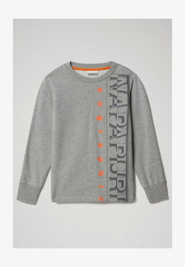 BADYR CREW - Sweatshirt - medium grey melange
