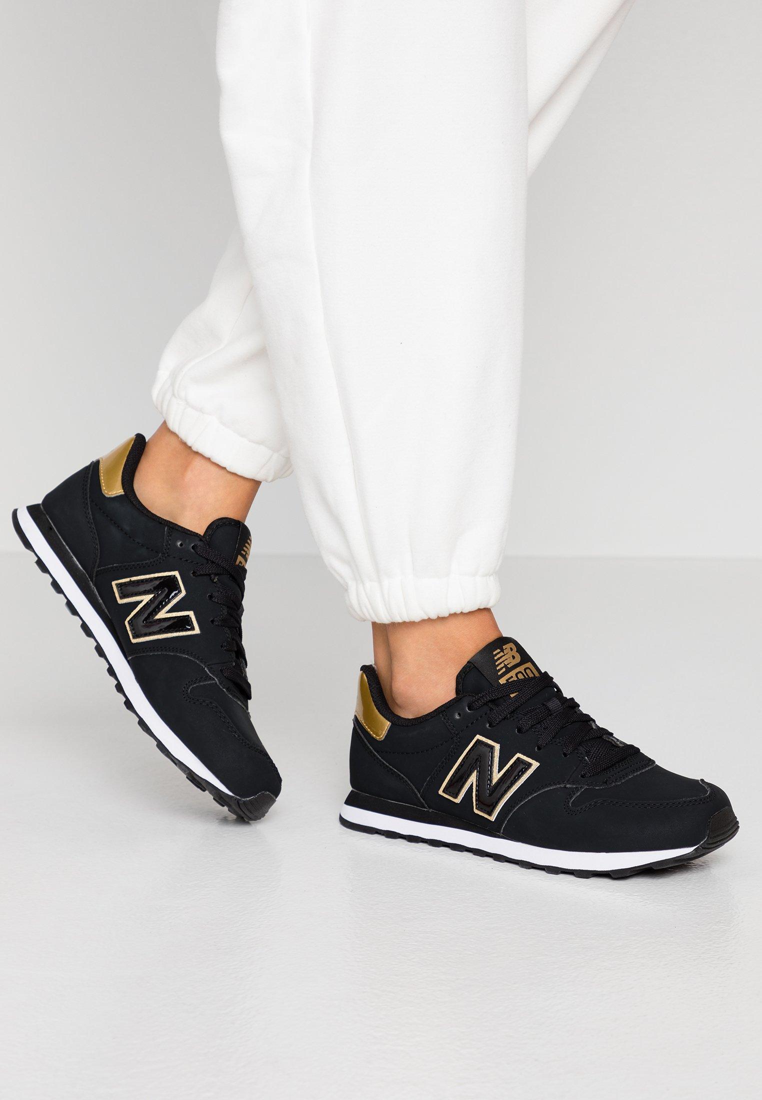 new balance 500 noire