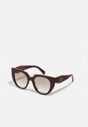 Sunglasses - garnet