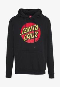 Santa Cruz - Hoodie - black - 4