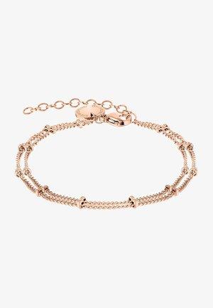 Bracelet - light pink-coloured
