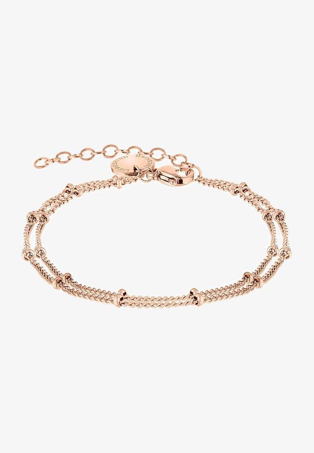 Armband - light pink-coloured