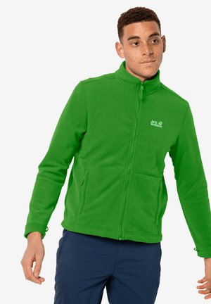 KIRUNA - Fleece jacket - basil green