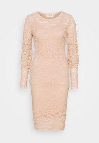 Rosemunde - DRESS - Koktejlové šaty/ šaty na párty - warm pearl - 0