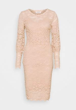 DRESS - Cocktail dress / Party dress - warm pearl