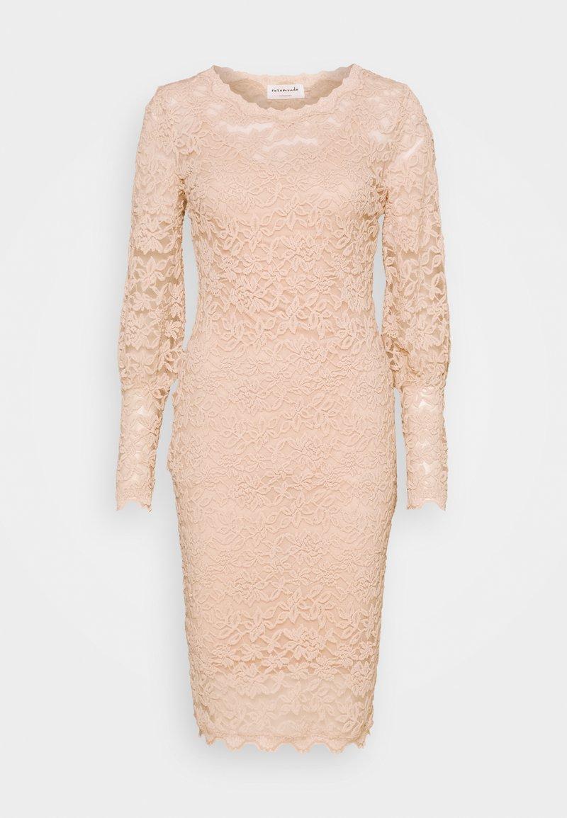 Rosemunde - DRESS - Koktejlové šaty/ šaty na párty - warm pearl
