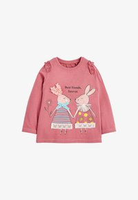 Next - BUNNY - Long sleeved top - pink - 0