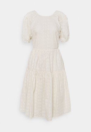 GLAISE DRESS - Day dress - whisper white