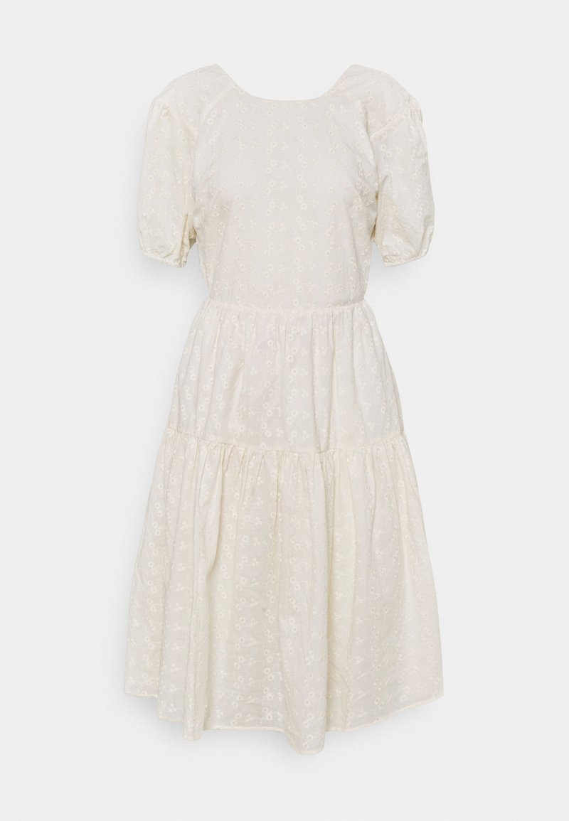 Soaked in Luxury - GLAISE DRESS - Vapaa-ajan mekko - whisper white