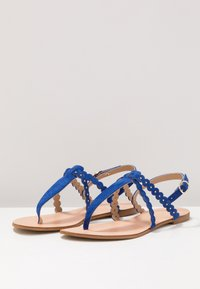 mint&berry - T-bar sandals - blue - 4