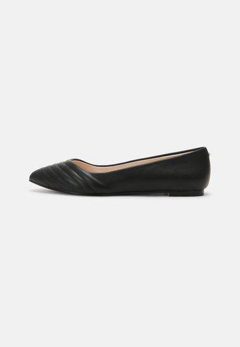 ROBERTA - Ballerina's - black