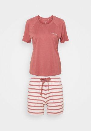 LOUNGE CREWNECK SET - Pyjamas - rosenholz
